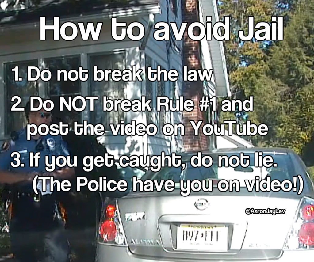 How to Avoid Jail